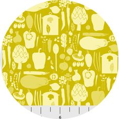 P&B Textiles, Fresh Picked, Cooking Gold