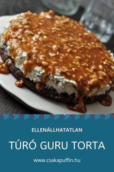 Cookie Desserts, Cookie Recipes, Dessert Recipes, Homemade Cookbook, Hungarian Recipes, Healthy Cake, Homemade Cookies, Best Dishes, Eat Dessert First