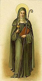 Prayer of St. Gertrude - Eternal Father, I offer Thee the Most Precious Blood of Thy Divine Son, Jesus, in union with the masses said throughout the world today, for all the holy souls in purgatory, for sinners everywhere, for sinners in the universal church, those in my own home and within my family. Amen.