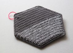 Recipe for Geometric crocheted potholders