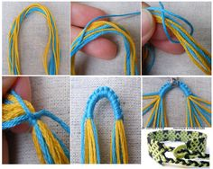 Techniques And Strategies For jewelry accessories Diy Bracelets Patterns, Floss Bracelets, Macrame Bracelets, Bracelet Designs, Handmade Bracelets, Bracelet Crafts, Jewelry Crafts, Diy Friendship Bracelets Patterns, Embroidery Bracelets