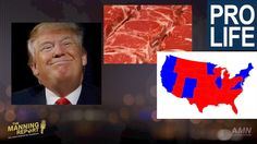 Tribulation Trump Knows That Being Pro-Life Is Red Meat To The Red States