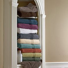 Legends® Egyptian Cotton Bath Towels | The Company Store
