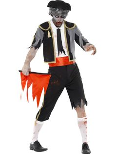 Zombie-Matadori. Zombie-Matador on hieman repaleinen herrasmies, jonka ketteryyskin voi olla pienoinen kysymysmerkki.
