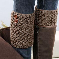 Fashion Designer Women Buttons Leg Warmers Autumn Winter Short Hollow Boot Cuff Calentadores Piernas Knitting Boot Socks Gaiters