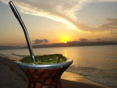 Sunset or sunrise! Chimarrao goes well with both! Yerba Mate, Rio Grande Do Sul, Gaucho, Herbalism, Adventure, Humor, Sunset, Wallpaper, Memes
