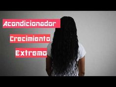 Acondicionador de Fresa para el Crecimiento Extremo del Cabello - YouTube Long Hair Styles, Beauty, Youtube, Red Purple Hair, Long Curled Hair, Dry Hair, Hair Type, Plaits Hairstyles, Shampoo And Conditioner