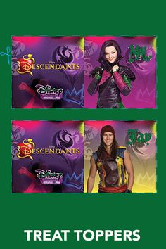 The most evil cast of all time is coming to Disney Channel July Descendants features the offspring of some of the most iconic Disney villains including Maleficent, The Evil Queen, Cruel… Disney Channel Descendants, Disney Channel Shows, Villains Party, Disney Villains, Disney Decendants, Birthday Party Themes, 7th Birthday, Birthday Stuff, Birthday Ideas