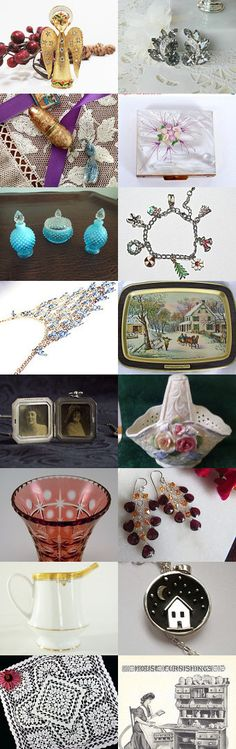 Christmas List  by Julie Duvall on Etsy--Pinned with TreasuryPin.com
