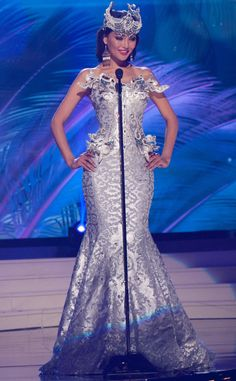 Miss Kazakhstan from 2014 Miss Universe National Costume Show | E! Online