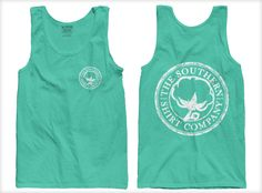 Signature Tank Top  Signature Collection  Shop Online | The Southern Shirt Company