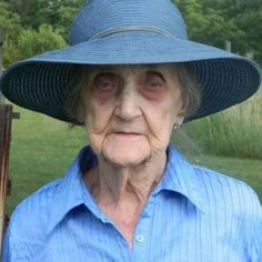 Have you seen this woman? 97-year-old Edna Clay from Vinton County, Ohio has been missing since Wednesday evening. She was last seen in this blue hat. Crews are out searching for her. She may have gotten a ride to the Williamson, W.Va. area. Call the Vinton County Sheriff is you see her.