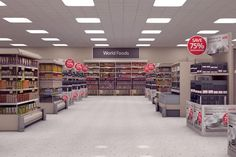Tesco's VR Store Lets Shoppers Explore The Aisles Without Leaving Their Seat [Video] - PSFK