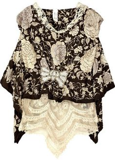 ShopStyle: One Vintage Josie top