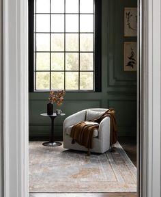 Magnolia Farms, Magnolia Market, Jojo Gaines, Swivel Chair, Sweet Home, New Homes, Windows, Curtains, Architecture