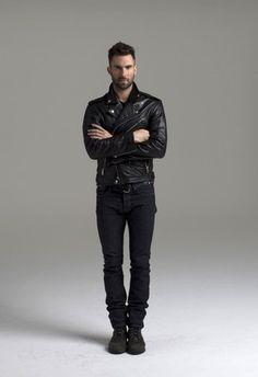Adam Levine Fashion January 2017