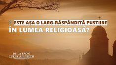 Întreaga lume religioasă trece acum printr-o foamete serioasă. S-au îndepărtat de lucrarea Sfântului Duh sau de prezența Domnului, fac din ce în ce mai multe rele, iar credința și compasiunea credincioșilor slăbesc și se răcesc. Mai mult, nenorocirile devin din ce în ce mai serioase peste tot în lume, iar profețiile că Domnul Se va întoarce în zilele de pe urmă s-au adeverit deja. #Filmul_Evangheliei #Evanghelie #Dumnezeu #Împărăţia #creștinism #Iisus #biserică #salvare Puns, World, Movies, Bible, Clean Puns, The World, Funny Puns, Word Games