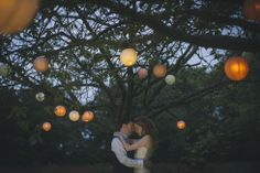 http://www.jenowensimages.com Kirknewton House Stables Wedding with lanterns