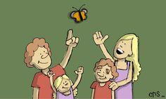 Una bonita galería que nos da 10 muy buenos consejos para acercar a nuestros hijos a Dios desde pequeños.