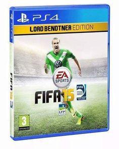 FIFA stworzyła specjalną edycję na cześć Nicklasa Bendtnera • FIFA 15 - Edycja Lorda Bendtnera już w sklepach • Wejdź i zobacz mem >>