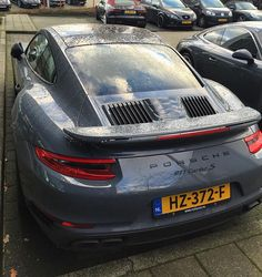 Hello there❤️❤️! First 2016 #porsche 911 Turbo S on Dutch license plates spotted