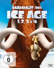 Ice Age 1-4 Mammut Box
