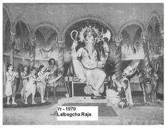 Lalbaugcha Ganesh Image 1979