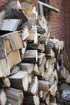 Wood Pile. by DWallis, via Flickr
