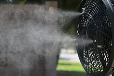 Misting Fans - Outdoor Misting Fan Ring with Brass Nozzles 1 12 With 4 Nozzles ** For more information, visit image link. (This is an Amazon affiliate link)