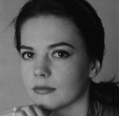 Natalie Wood /// Love this image of her--simple, straight forward, and without any expression but the inner regard of connecting with the camera and with all the immediacy and intimacy that made her a film star. AC