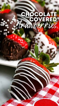 Chocolate Dipped Strawberries, Chocolate Sprinkles, Chocolate Covered Strawberries, Melting Chocolate, Strawberry Dip, Strawberry Recipes, Fruit Recipes, Dessert Recipes, Yummy Recipes