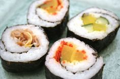 How to make you're homeade sushi! ( I make homemade sushi and this is how I do it and in turns out great)