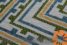 Piece N Quilt: Shifting Gears ~ A BOY quilt