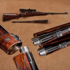 J. Rigby adjustable caliber