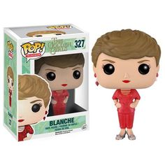 Golden Girls Blanche Pop! Vinyl Figure - Funko - Golden Girls - Pop! Vinyl Figures at Entertainment Earth