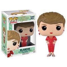 Golden Girls Blanche Pop! Vinyl Figure - Funko - Golden Girls - Pop! Vinyl Figures at Entertainment Earth