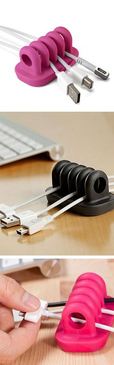 Cordies - stops you from losing your cord and plug! #product_design