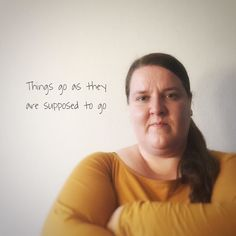 """I don't really have a #motto but I do try to live by these words: #thingsgoastheyaresupposedtogo. I'm not always too happy to accept this but I try. : #deardiary my pose """"celebrates"""" that saying. How? Well when I first started to do my daily #selfportrait I had this idea just to stand in front of that wall stare the camera #armscrossed my resting bitchface on (now there is a hint of smile there though). That thing got old as it was supposed to. My Instagram thingy evolved and as a one result…"""