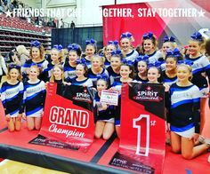 ♛DeeDee Norris- With The 2018 Warriors Competitive Cheerleading Squad Today Today★