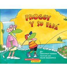froggy y su papá