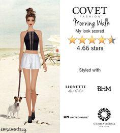 Morning Walk @covetfashion  #covet #covetfashion #fashion #covetfall2015 #fall2015 #womensfashion #unitednude #zimmermann