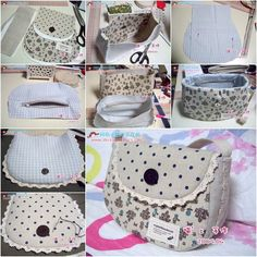 Here is a nice DIY sewing project to makea simple fabric handbag for summer.With high fashion prices, it is a good idea to create your ownwardrobe.This handbag is made from inexpensive materials, yet looks totally pretty. It requires some sewing work, but still easy to make. Just choose your favorite …