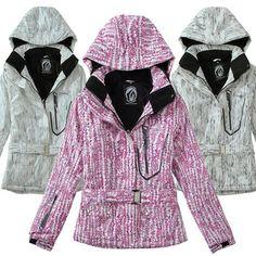 Outdoor products winter monoboard ski suit waterproof windproof outdoor jacket cotton-padded jacket skiing clothing winter  $50