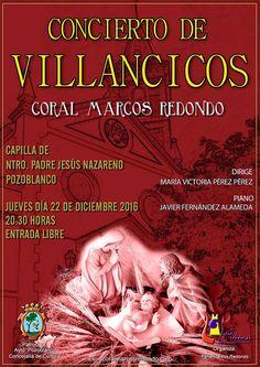 Concierto de Villancicos de la Coral Marcos Redondo, Pozoblanco