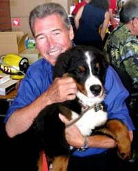 Randolph Mantooth And Dodger