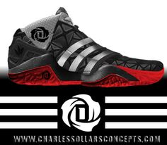 Drose concept 11 http://www.charlessollarsconcepts.com/d-rose-concepts-shoes/ #adidas #nba #bulls #rose #chicago #thereturn