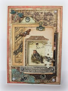 Scrapstuff and more: Two Cards (Riddersholm Design & ScrapBerry's)