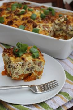 Paleo Breakfast Casserole | Freckled Italian