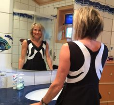 Ellen's Sewing Passion: TR Dress with Fancy Pockets