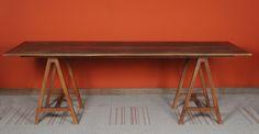Resultado de imagem para pé para mesa cavalete